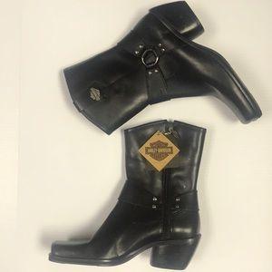 NWT Harley Davidson boots